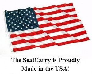 Firearms holster is Made in USA