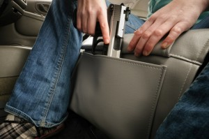 Carry Concealed in your Automobile!
